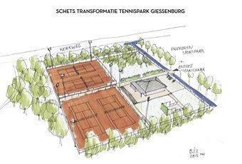 20151208 - transformatie tennispark giessenburg